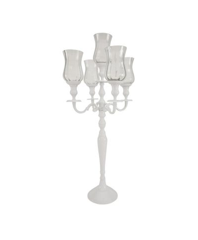 White Candelabra – A Chair Affair