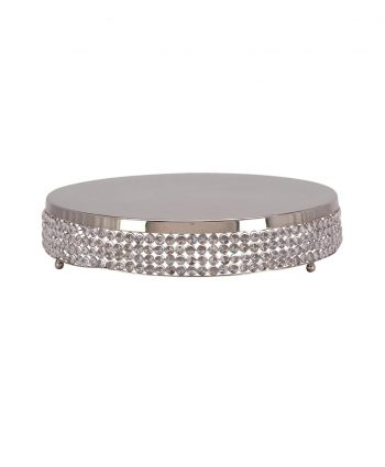 bling cake stand - a chair affair