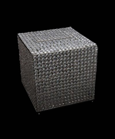 bling card box – a chair affair