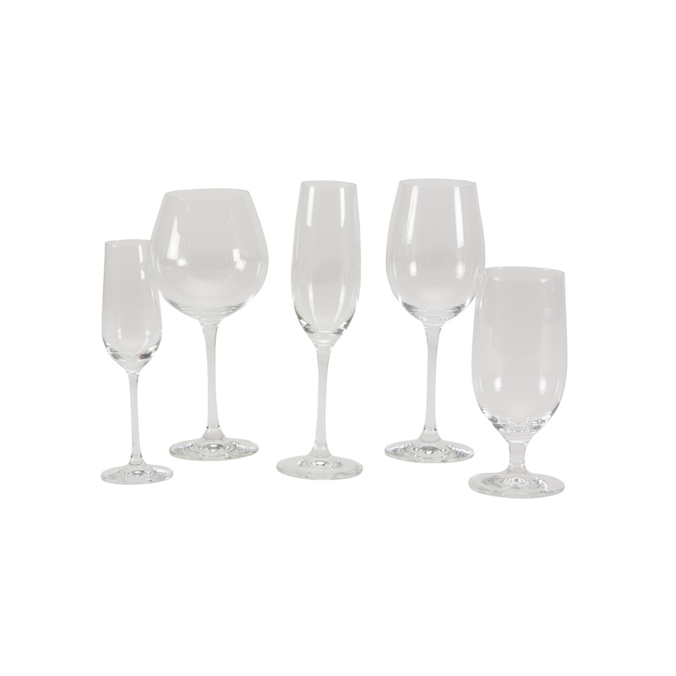 Gold Rim Stemware A Chair Affair Inc