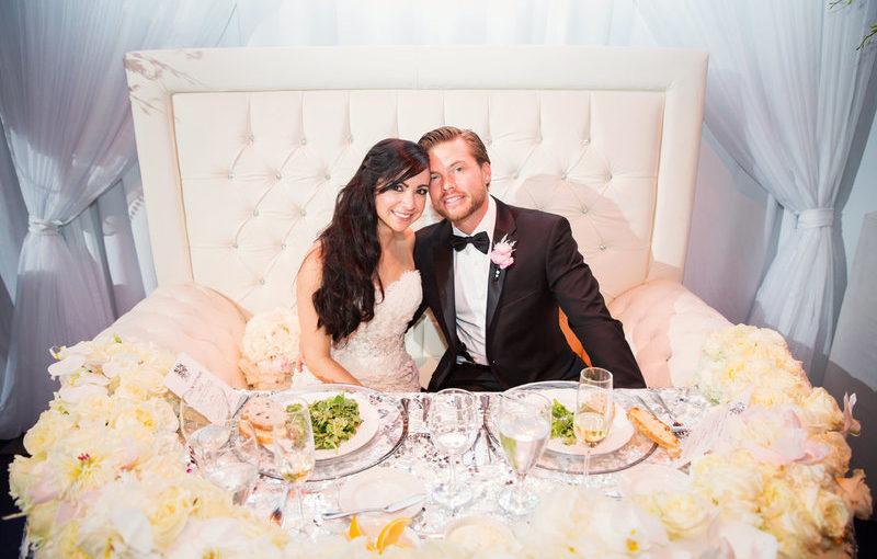 Dr. Phillips Center's First Wedding