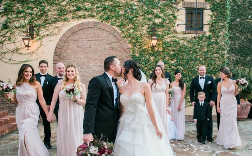 Bella Collina: Olivia and Steven
