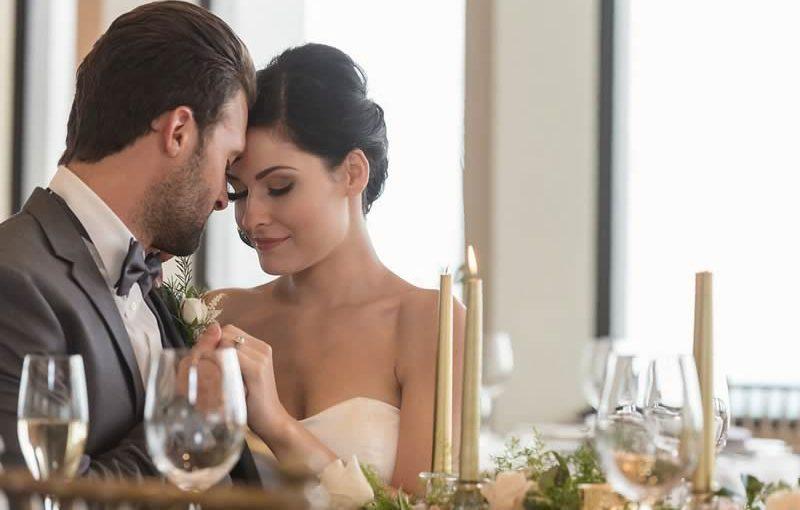 Wedding Inspiration: Timeless Elegance in the City Photoshoot