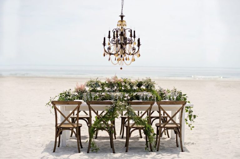 elegant seaside inspired shoot french country chairs