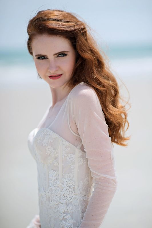elegant seaside inspired shoot tara keely brides (2)