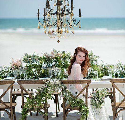 Seaside Wedding Inspiration with Tara Keely Brides