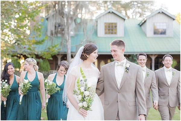 An Isola Farm Wedding: Paige and Jacob