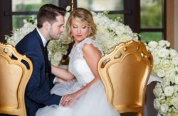 Wedding Elegance at the Four Seasons