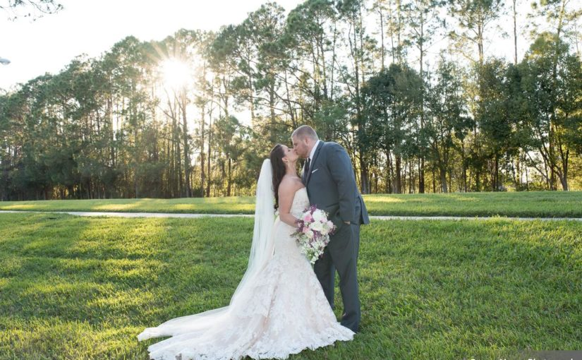 Timacuan Golf & Country Club: Lauren and Jarod