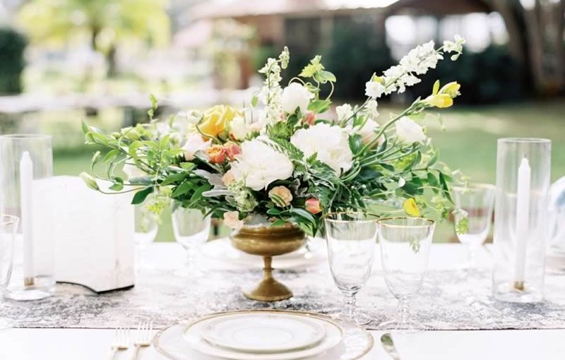 Wedding Inspiration: A Starlit Supper at Rocking H Ranch