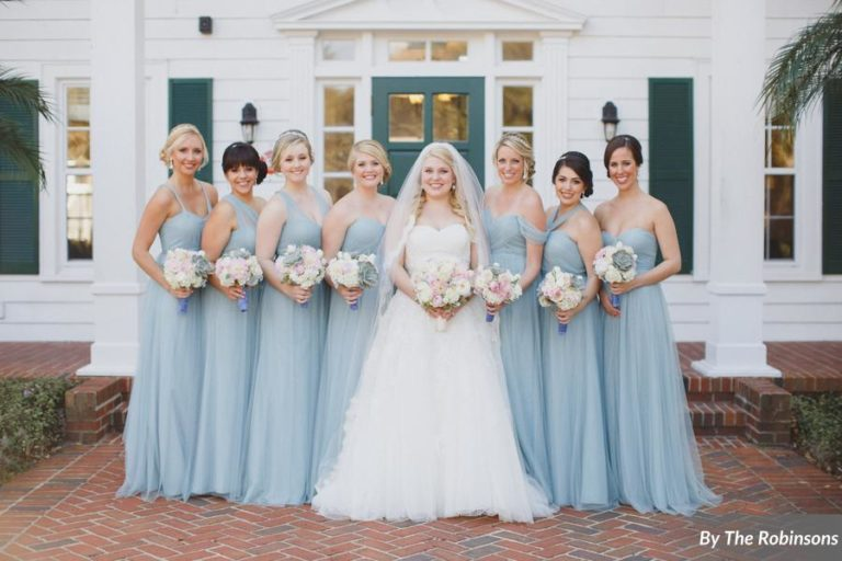 southern elegance wedding bridal bouquets