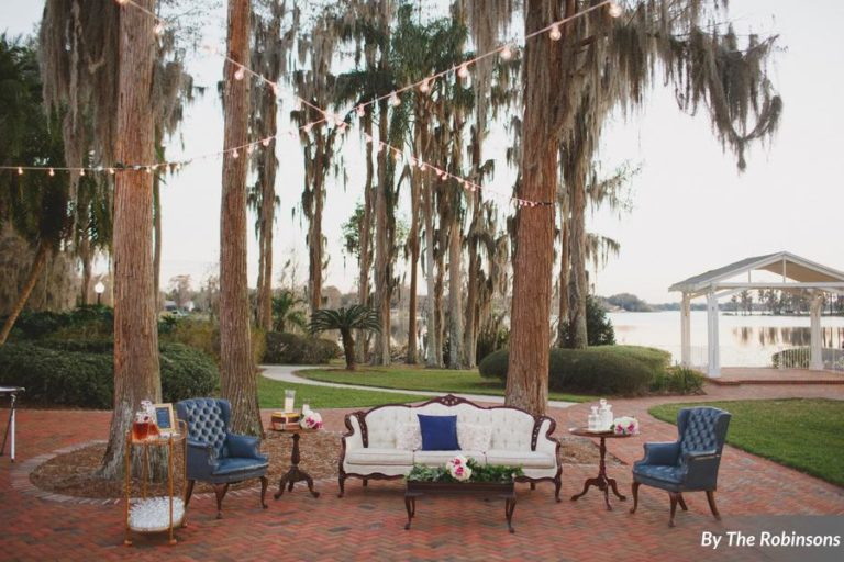 southern elegance wedding decor