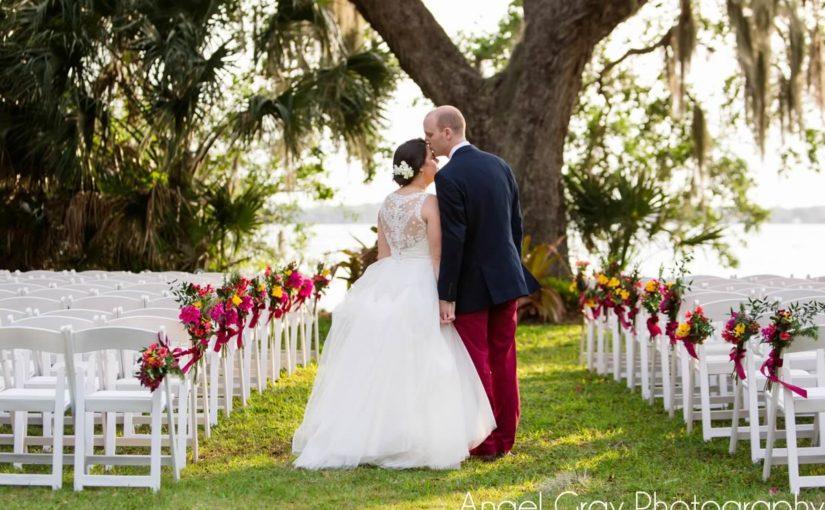 Merritt Island Wedding: Sam and Pete