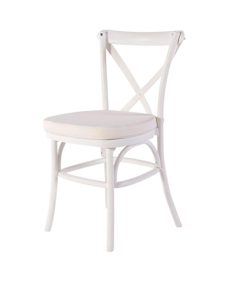 Superb White French Country Chair A Chair Affair Inc Creativecarmelina Interior Chair Design Creativecarmelinacom