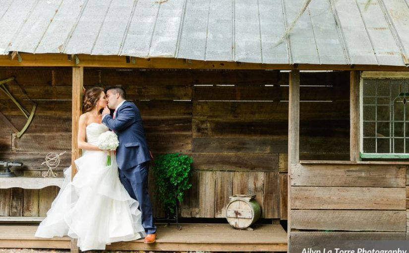 Ross and Angela: A Rustic Ranch Wedding