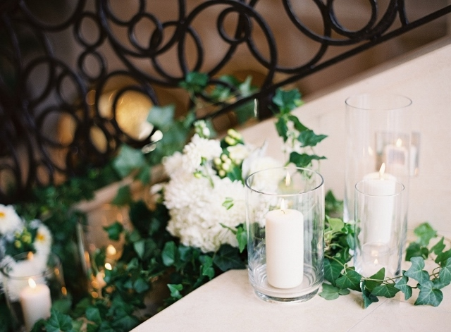four seasons floral staircase wedding (25)