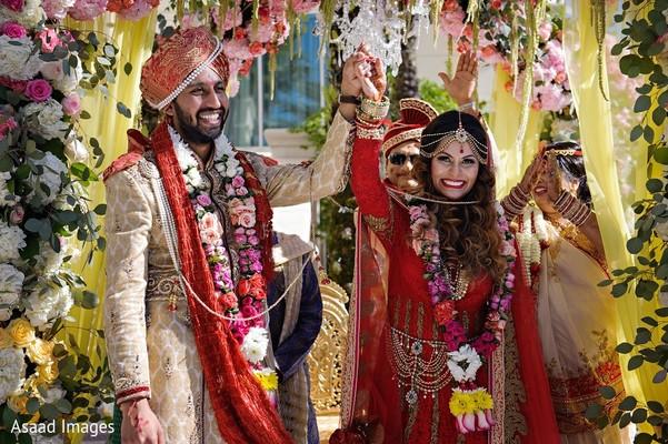 Classic Indian Wedding: Brina and Ashok