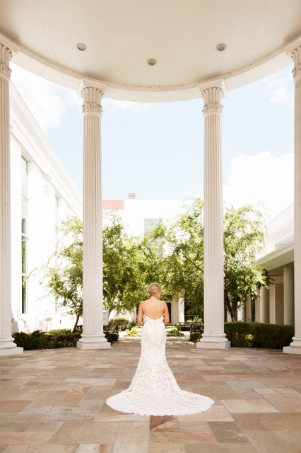 Katie and Larry - April 16, 2016 in Orlando, Florida. Photo by Jensen Larson - www.jensenlarson.com