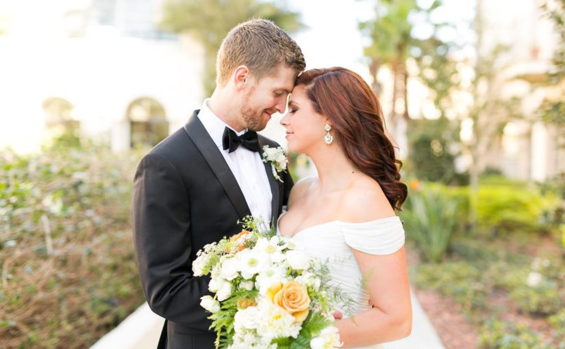 Radiant Spring Wedding: Kasey and Drew