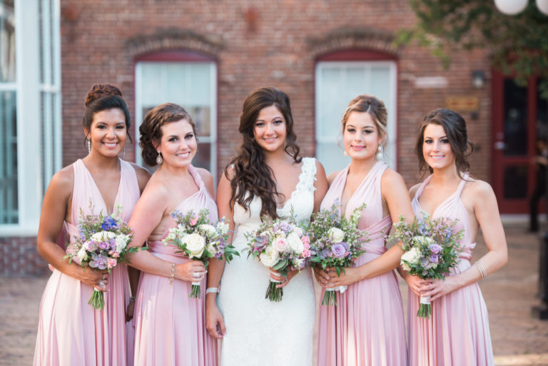 wedding world changer bridesmaids