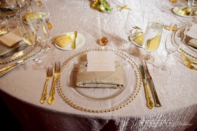 blush and gold at bella collina gold belmont chargers