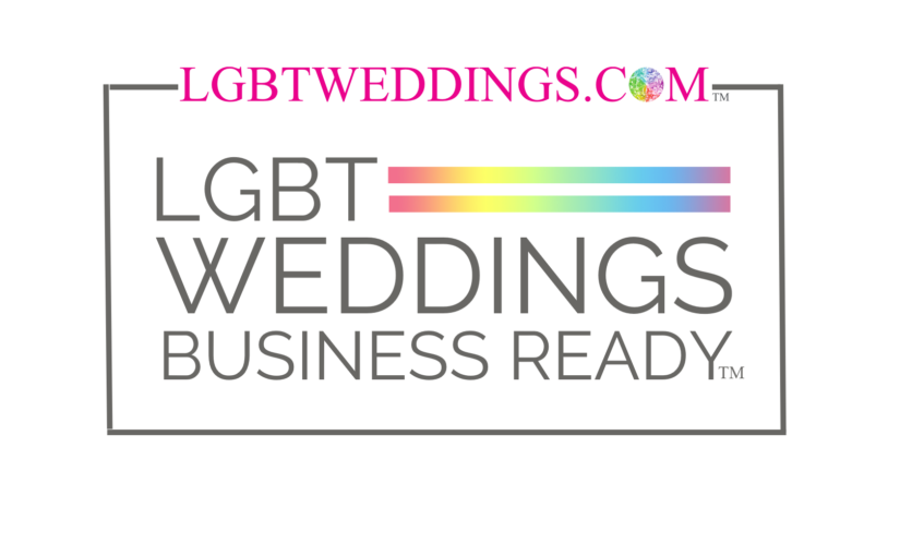 LGBT Weddings Business Ready