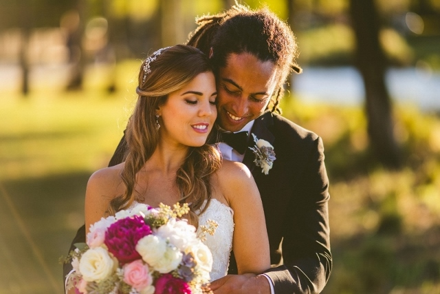 Gorgeous Outdoor Wedding: Chelsea and Joshua
