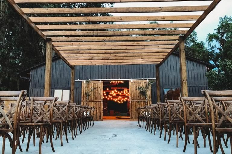 The Edison Barn - A Chair Affair REntals