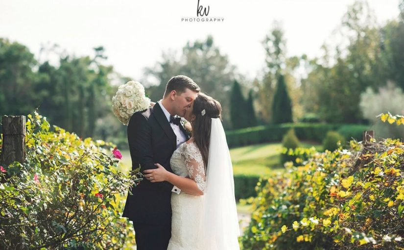 rustic romance at the lovely bella collina, bride and groom