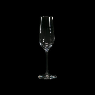 Crystal Sherry Glass