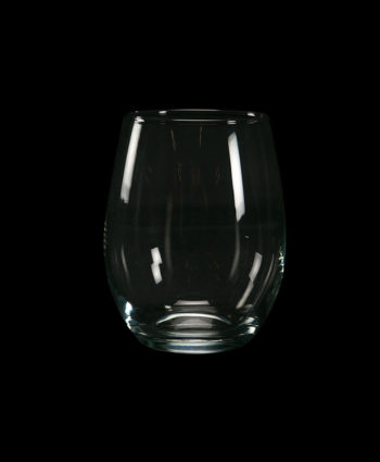 Stemless Wine Glass - A Chair Affair