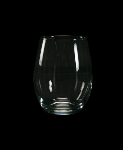 Stemless Wine Glass – A Chair Affair