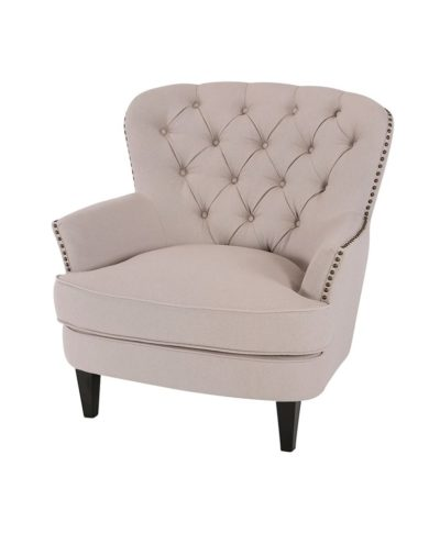 Tufted Club Chair – A Chair Affair