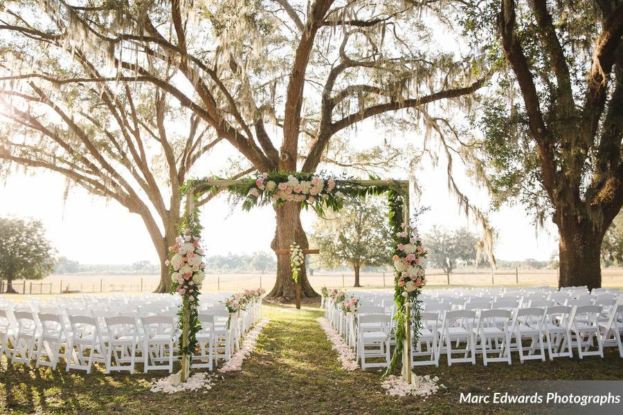 Windsong Ranch Elegant Farm Wedding A Chair Affair Inc