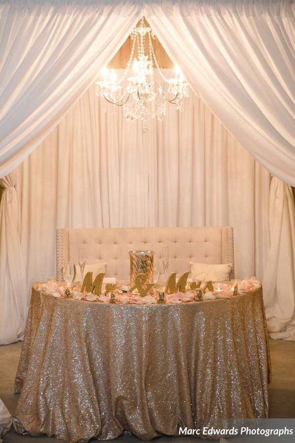 Windsong Ranch Newlywed Table