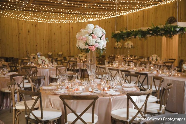 Windsong Ranch Elegant Farm Wedding