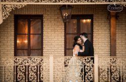 Romantic Ceviche Orlando Wedding