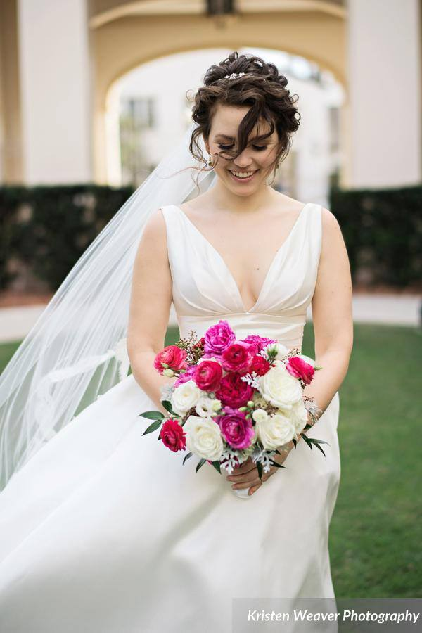 Alfond Inn Wedding Bride Bouquet