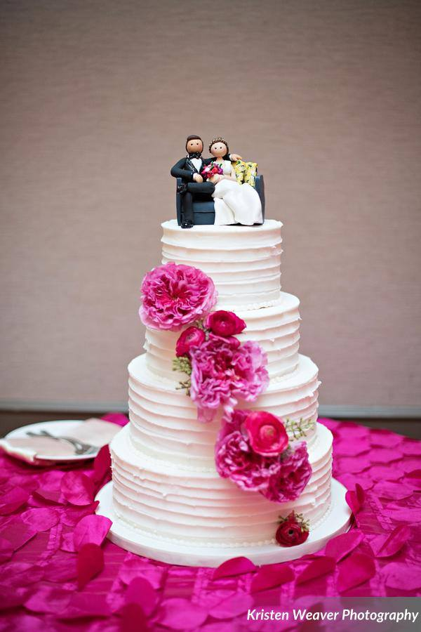 Alfond Inn Wedding Cake