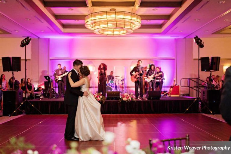 Alfond Inn Wedding Reception Dance