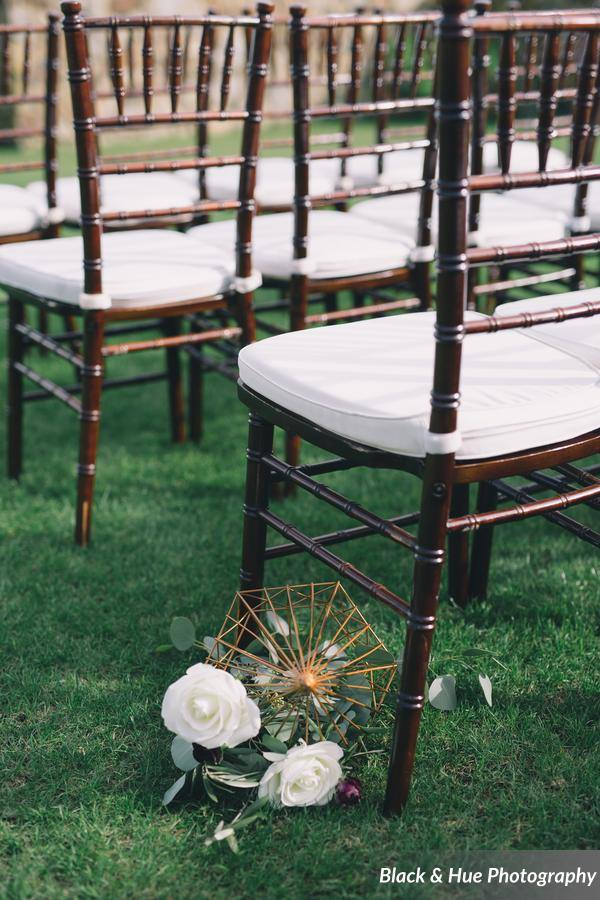 Blog - Post - Bella Collina Bohemian Wedding chairs
