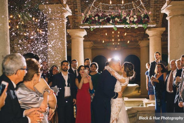 Blog - Post - Bella Collina Bohemian Wedding couple night