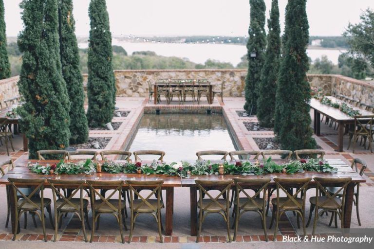 Blog - Post - Bella Collina Bohemian Wedding reception