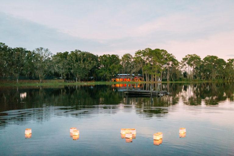 Bohemian Wedding Lake