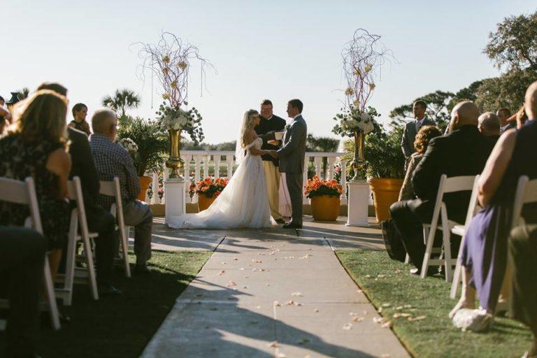 Mission Inn Resort Wedding Ceremony