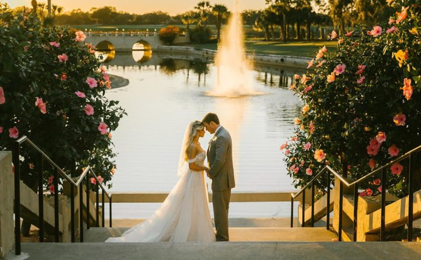 Mission Inn Wedding | Spanish Inspired Mission Inn Resort Wedding A Chair Affair Inc