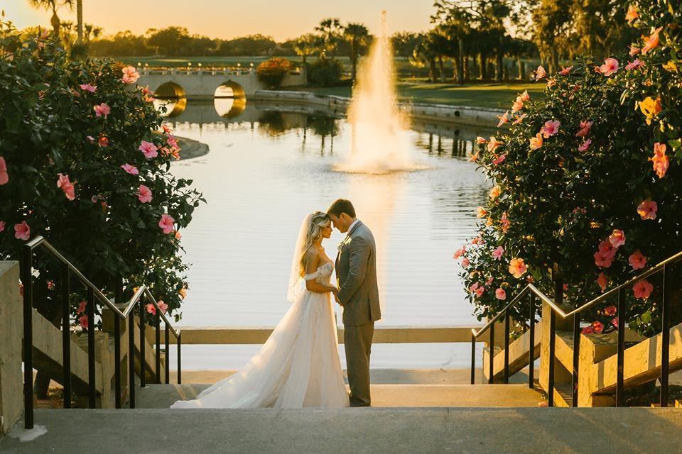 Spanish Inspired Mission Inn Resort Wedding A Chair Affair