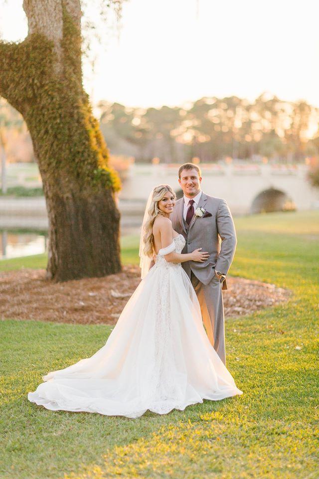 Mission Inn Resort Wedding Couple