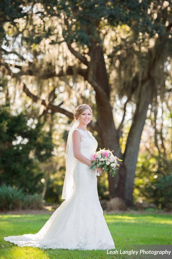 Pink Bella Collina Wedding Bride