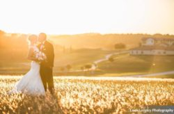 Pretty in Pink Bella Collina Wedding